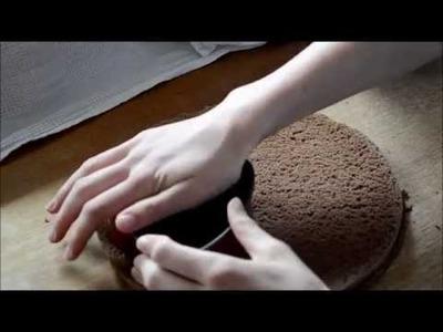 DIY: Muttertag Himbeer-Herz-Torte