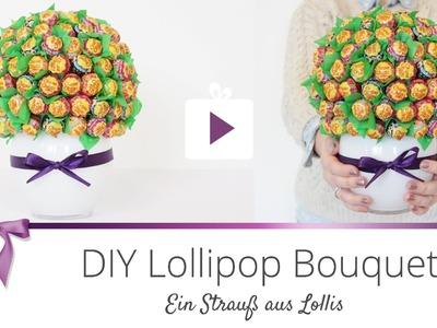 [DIY] Lollipop Bouquet | DANATO