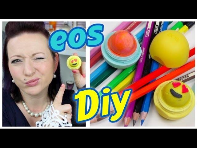 Eos eraser Emoji  DiY. eos Radiergummi Emoji DiY
