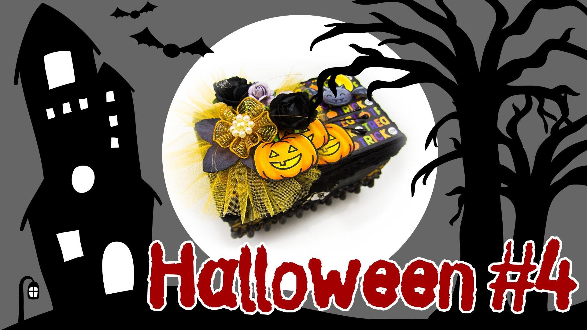 [Halloween #4] Trick or Treat Süßigkeiten Box