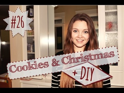 Au pair Diary USA #26 | Holiday Cookies | DIY gift idea | DW Watch | Christmas