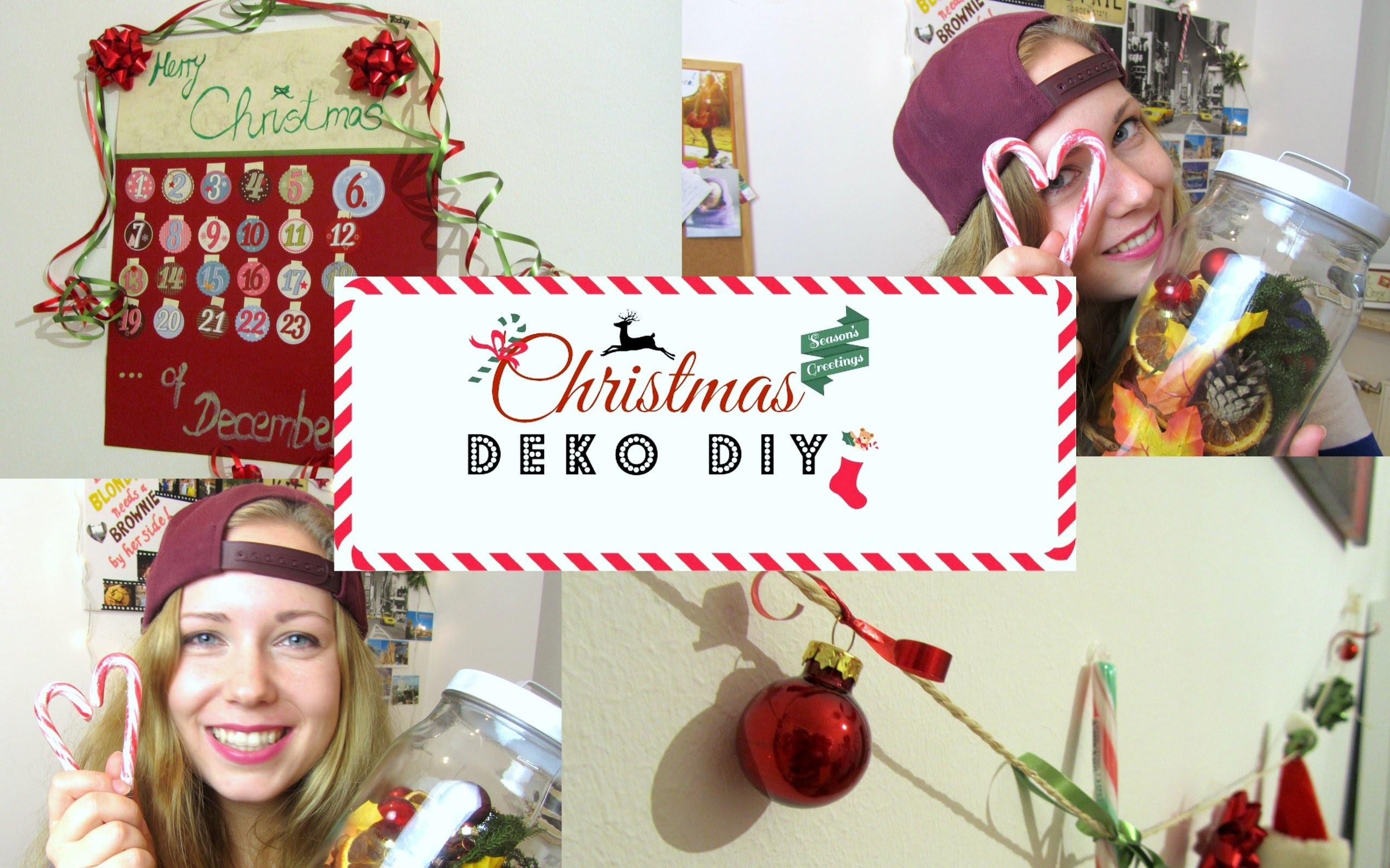 Günstige Christmas Deko Ideen und DIY