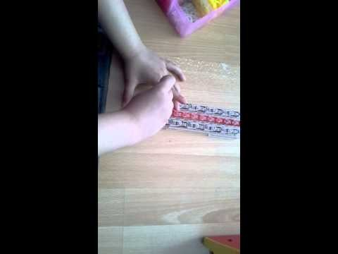 Rainbow loom zopf armband (anleitung)   -)))))