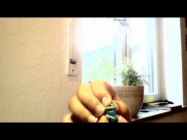 Rainbow Loom anleitung (deutsch)