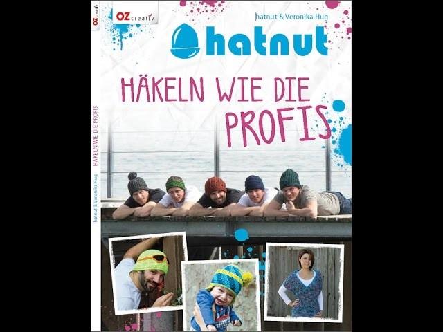 Häkeln - Buch Hatnut Anleitungen Veronika Hug