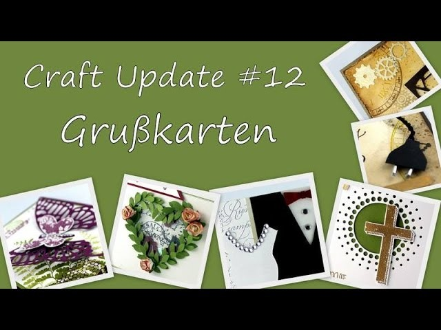 [Craft Update #12] Grußkarten |HD|