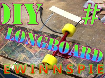 DIY Longboard #1 : Gewinne ein Longboard !!!