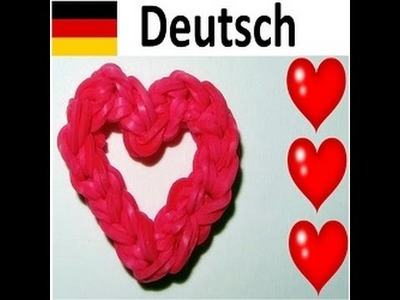 Loom Bandz Anleitung Deutsch Libelle Rainbow Loom Deutsch Tiere