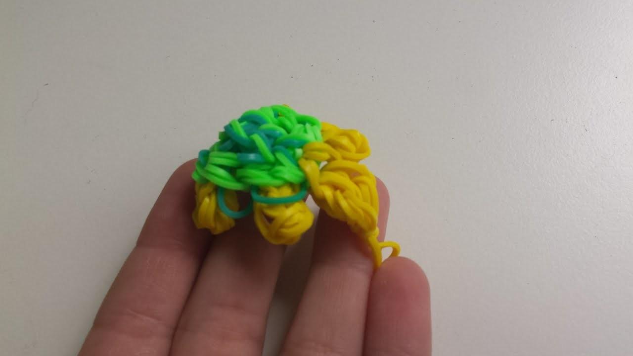 Rainbow loom Schildkröte (Anleitung deutsch )