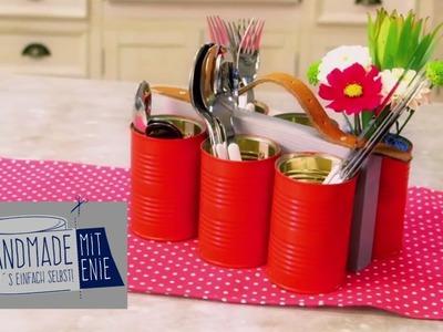 Besteckkasten to go | Handmade mit Enie - Mach's einfach selbst | sixx