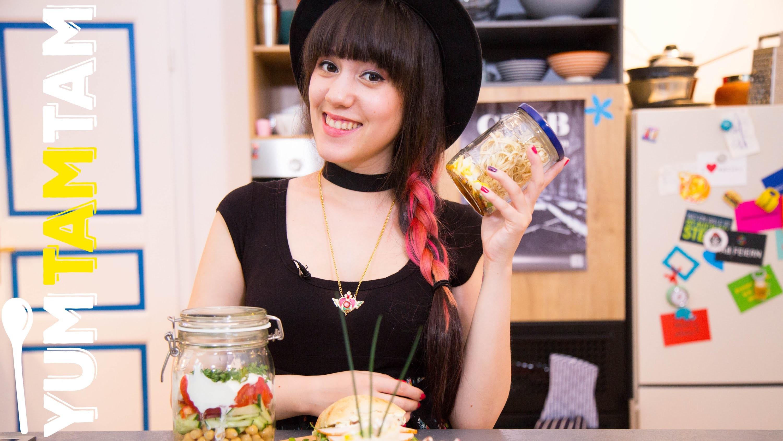Essen zum Mitnehmen. Top5 der leckersten ToGo-Rezepte. #yumtamtam