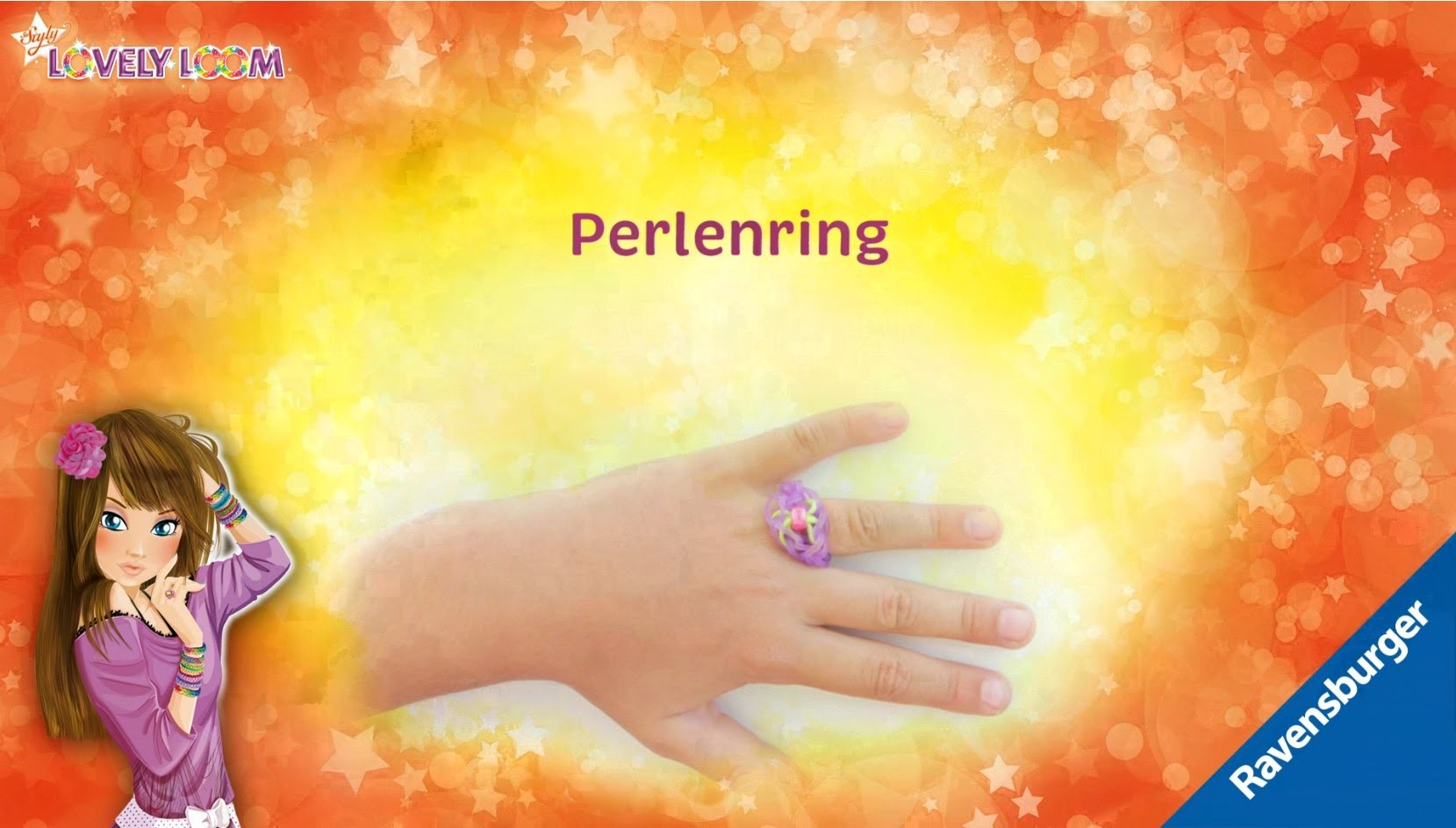 So Styly: Lovely Loom - Perlenring - Video-Anleitung
