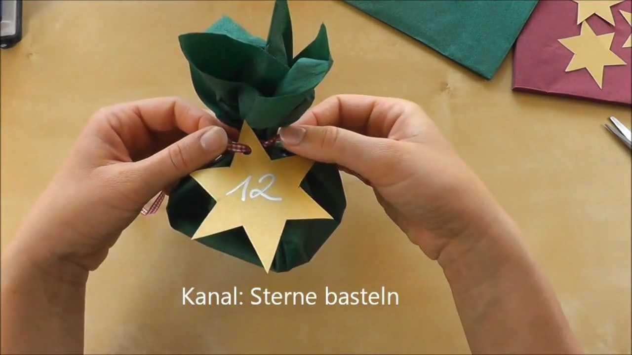 Weihnachtsbasteln: Bastelideen für Weihnachten