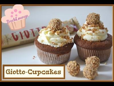 DIY Giotto Cupcakes | Schnell & Einfach Selber Machen | Lecker Rezept (Back Lounge) Rezepte Deutsch