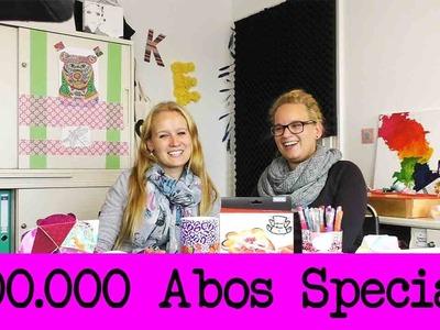 DIY Inspiration 100.000 Abonnenten Spezial mit RIESEN Verlosung - Überraschungspäckchen zu gewinnen