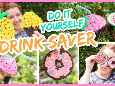 DIY Sommer Must-have DRINK SAVER