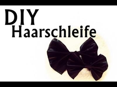 DIY: Haarschleife (inspiriert durch PastelGoth)