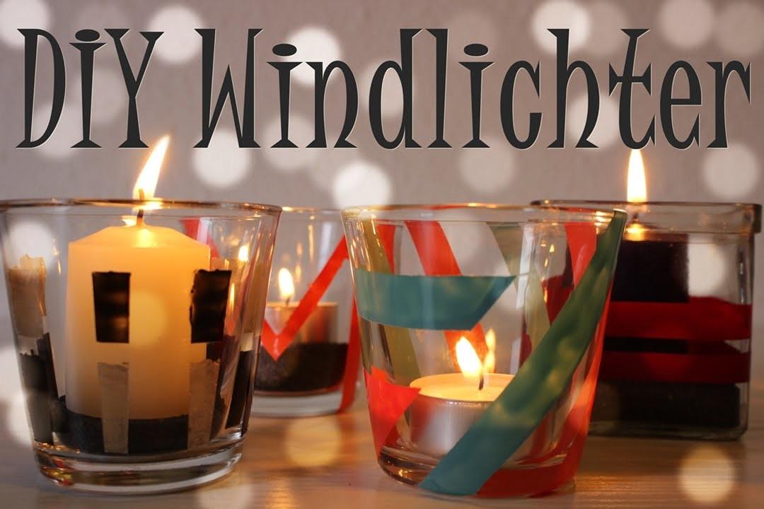Tutorial: DIY Windlicht