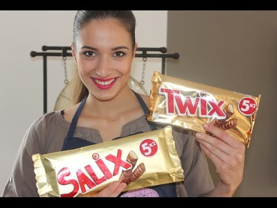 Twix. Salix - nachgemacht: Original trifft Sally. Twix Bars Recipe. how to