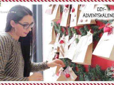 Adventskalender DIY I ROSELLA MIA