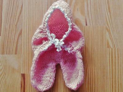 Baby Overall Gr.1-2 Linkshänder Strickanleitung - Aktion Schmetterlingskinder