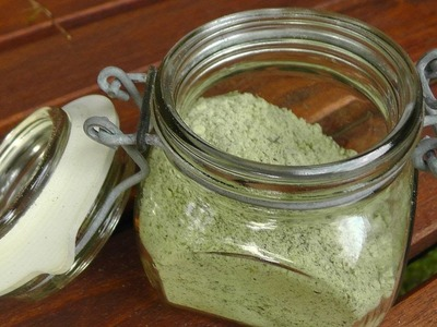 Kräutersalz Rezept selber machen - Der Bio Koch #537