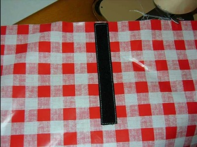 RadmilaRada7 Tutorial - Lunchbag selbernähen