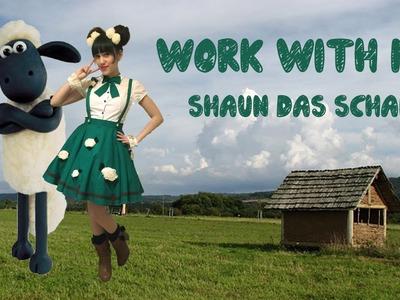 Work with me I Shaun das Schaf Rock