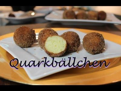 Quarkbällchen - lecker wie beim Bäcker :). Rezept. Sallys Classics