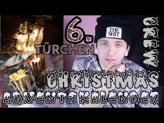 DIY: 3 weihnachtliche Dekoideen ! ☃ #ChristmasCrew 6.24