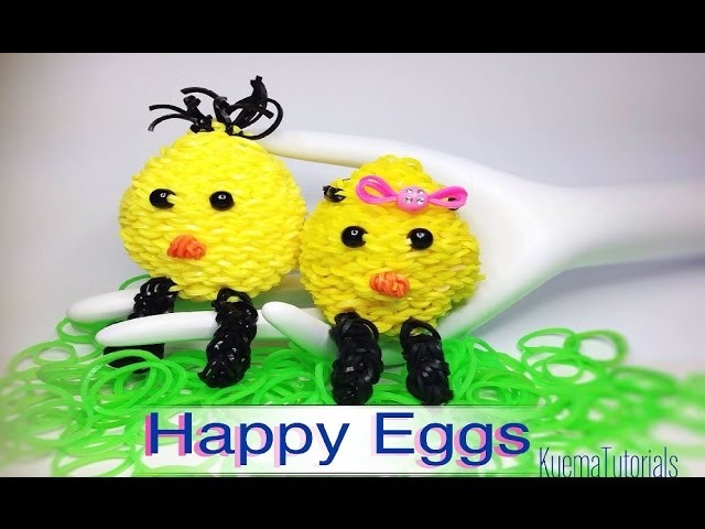 Funny Eggs Serie - Kücken chicken