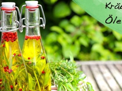 Kochen mit LadyLandrand - DIY-Kräuteröle