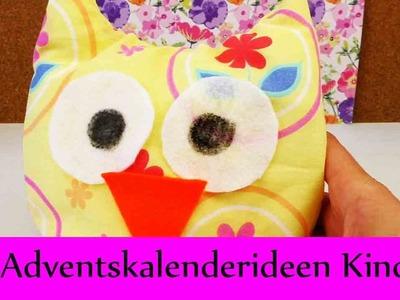 24 Adventskalender Ideen für Kinder | Adventskalender für Kinder befüllen | Geschwister & Enkel