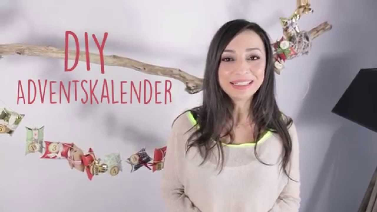 DIY ADVENTSKALENDER 2015. Last Minute Kalender selber basteln