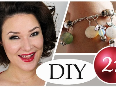 DIY Armband I Last Minute Weihnachtsgeschenk und mehr Tips! Magnolia Adventskalender