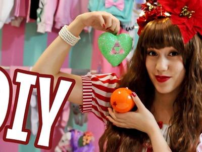 DIY | Dragonball & Zelda Weihnachtsbaumkugeln