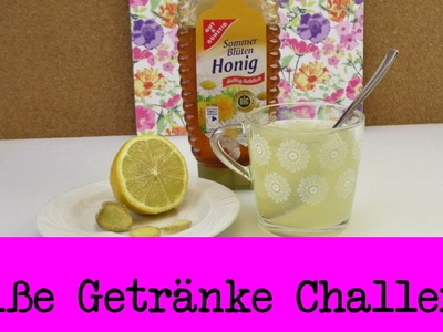 DIY Inspiration Challenge #37 Heiße Getränke  DIY | Evas Challenge | Tutorial - Do it yourself