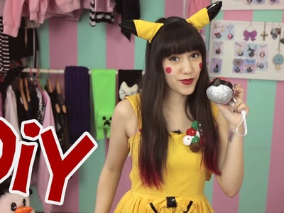 DIY | Pokémon-Weihnachtskugel
