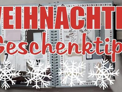 DIY Scrapbook | WEIHNACHTSGESCHENK IDEE | für beste Freunde