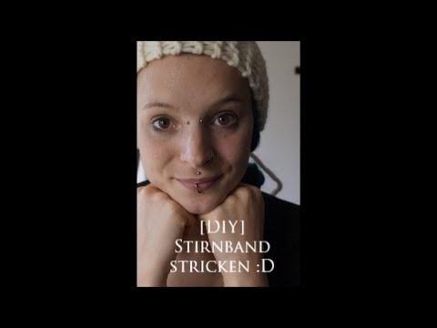 [DIY] Stirnband stricken