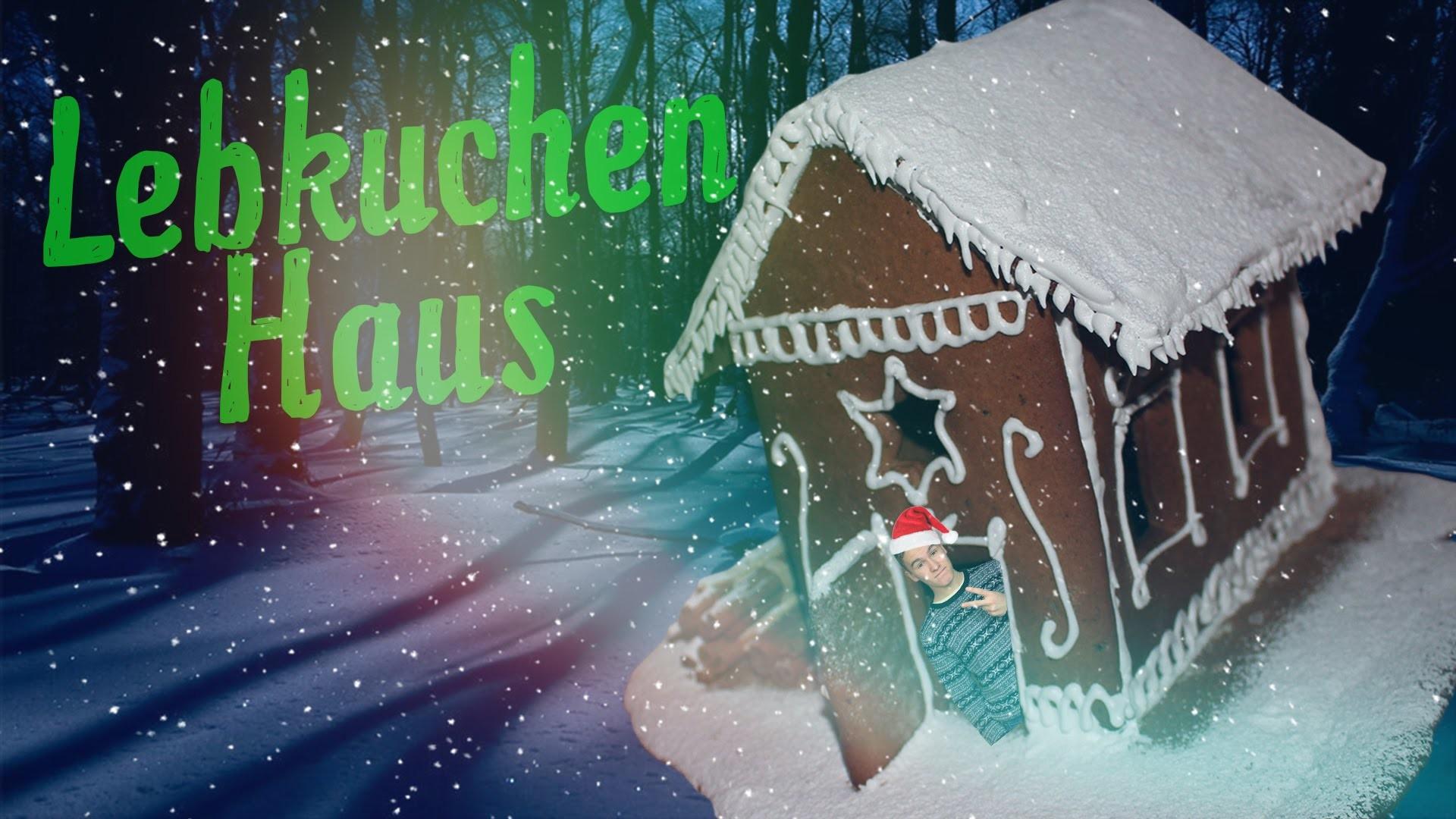 Lebkuchenhaus - DIY