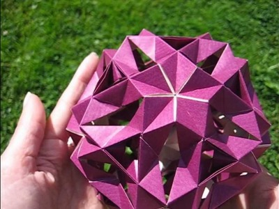 Origami ❉ Money-Box ❉ Kusudama