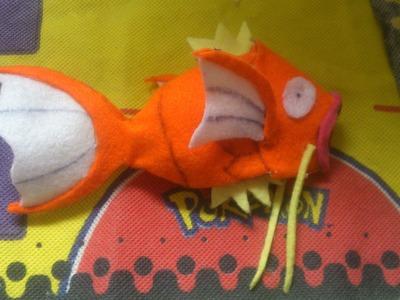 Poke Doll DIY Pokemon Plüsch Karpador. Plushie Magikarp #129