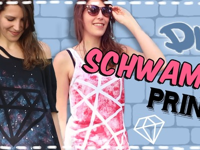 DIY-Schwamm-Muster mit Washi Tape | 2 Varianten easy & schnell | DoItLisa