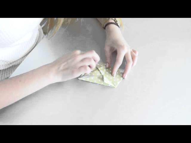 Origami Hase Tutorial