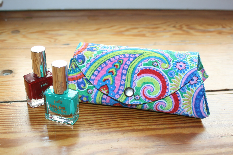 Mini Bag von Kreativ oder primitiv nähen mit kostenlosem Schnittmuster
