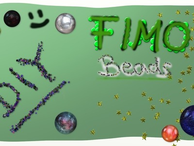 \(^_^). FIMO-TUTORIAL: Beads and Inspirations