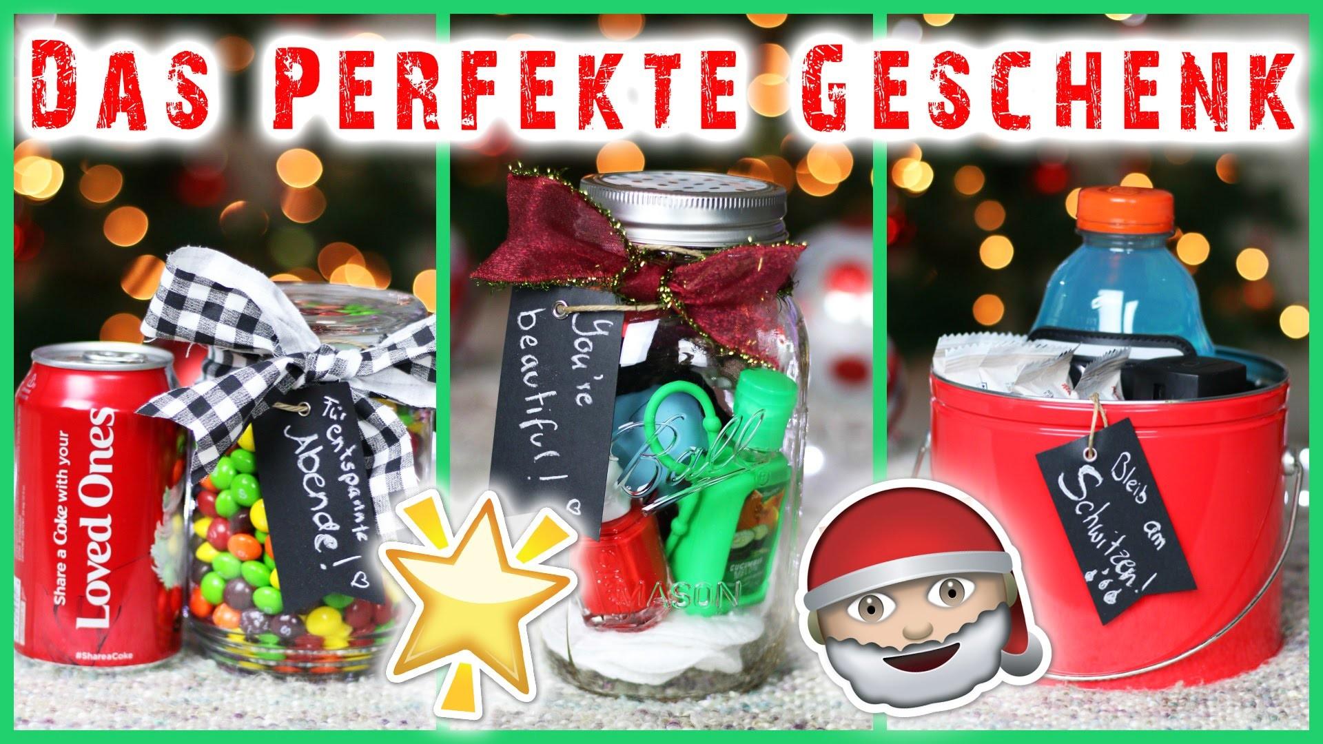 Das PERFEKTE GESCHENK für JEDEN für 10€ - Passt IMMER | DIY