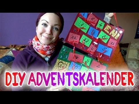 VLog #336: DIY Adventskalender selber machen | Ein persönliches Geschenk