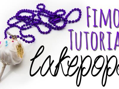 Cakepops aus Fimo | DIY Geschenk Ideen #01 | Weihnachts-Serie 2014